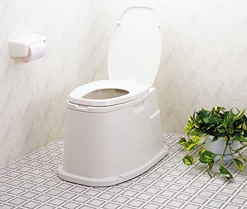 洋式トイレに早変わり